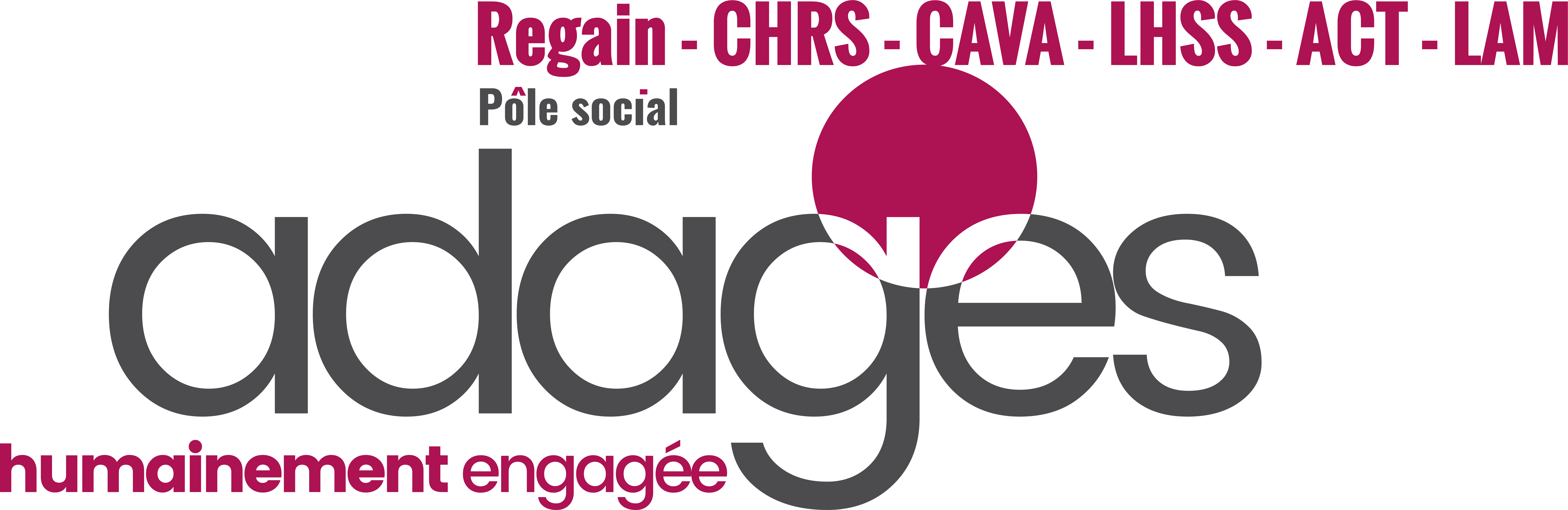 Adages | Regain CHRS CAVA LHSS ACT LAM Santé Globale