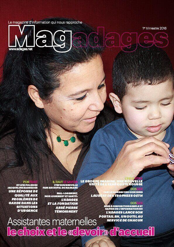 Magadages | Assistantes maternelles, le choix et le devoirs d'accueil