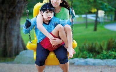 Magadages   Enfants en situation de polyhandicap