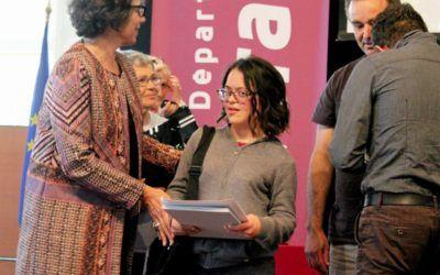 Montpellier : une cérémonie pour récompenser des jeunes handicapés volontaires