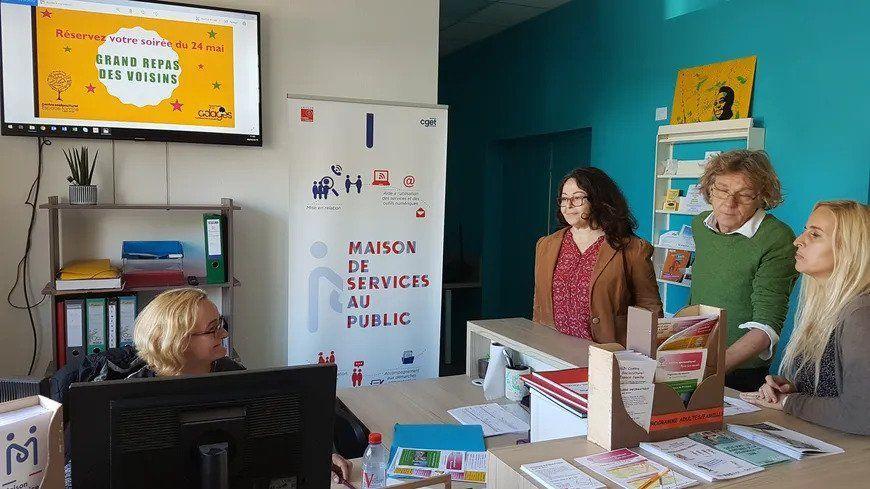 La Maison de services au public de Montpellier-Croix d'Argent attire de plus en plus d'usagers 1