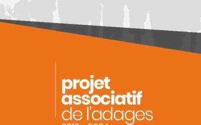 Projet associatif 2019 – 2024, Accompagner, Expérimenter et Développer.