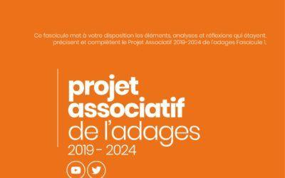 adages, Projet Associatif Fascicule 2