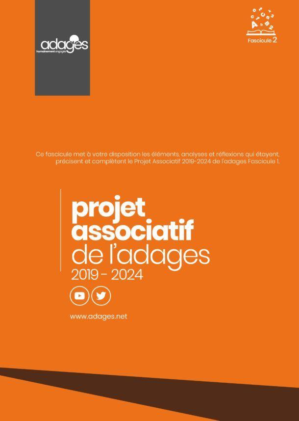 Projet associatif Fascicule 2