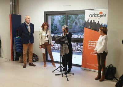 Inauguration de la Séranne EEAP Coste Rousse