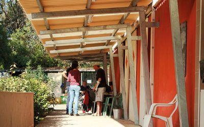 Magadages   Regain, un lieu de convergence tourné vers l'inclusion sociale.