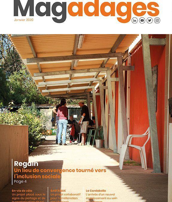 Magadages | Regain, un lieu de convergence tourné vers l'inclusion sociale.