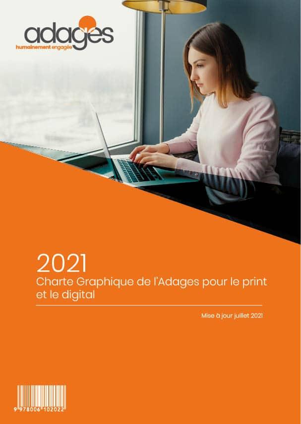 Identité visuelle de l'Adages 2017 MAJ 2021