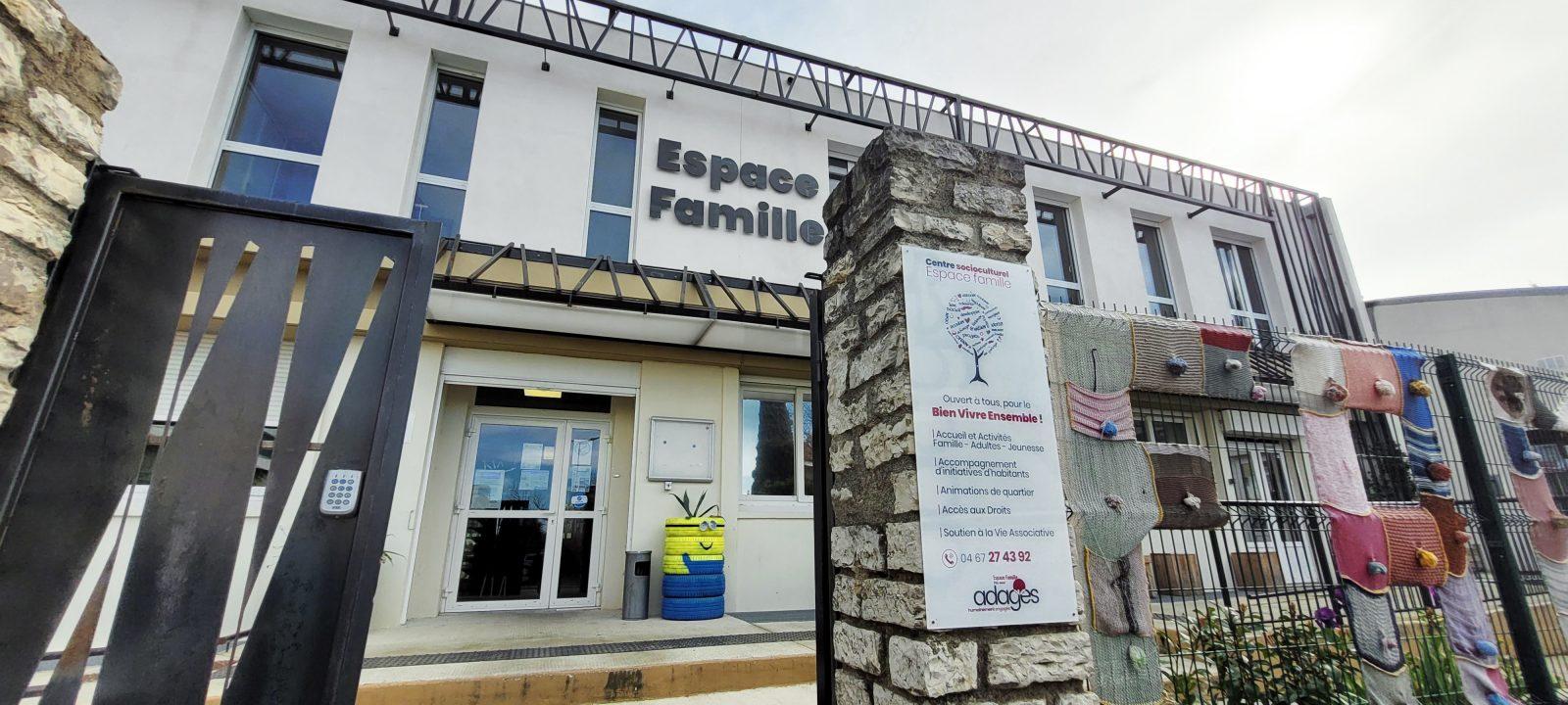 Espace famille, Montpellier